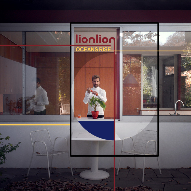 LIONLION's Latest Music Video is Inspired by Bauhaus Architecture, © Fabian Willi Simon