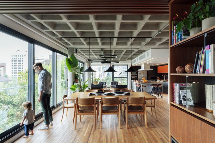 Apartamento Lageado / BUILT, © Cristiano Bauce