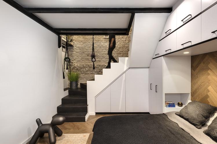 A Great Small Apartment in Tel-Aviv / Nitzan Horovitz Architectural design studio, © Oded Smadar