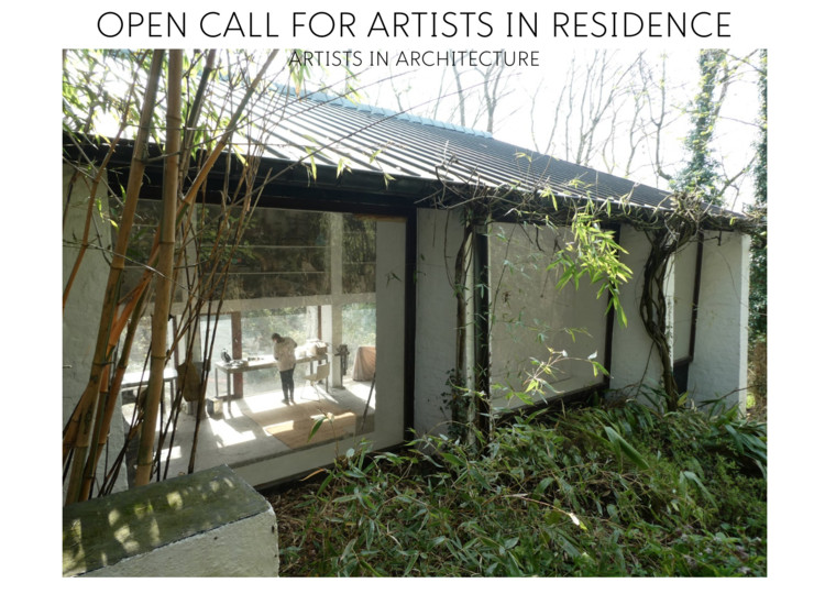 Open Call for Artists in Residence: Artists in Architecture