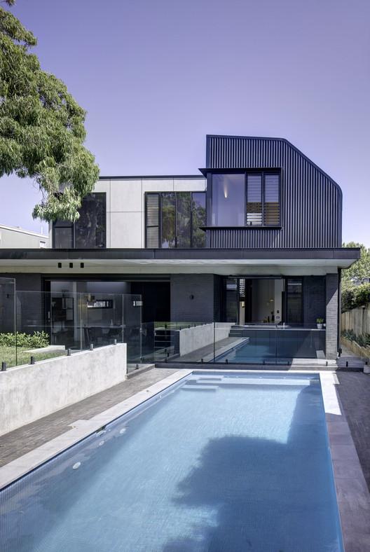 Aperture House / Studio P, © Brett Boardman