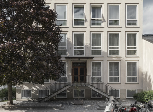 Lyceum University Building Conversion / Andreas Martin-Löf Arkitekter