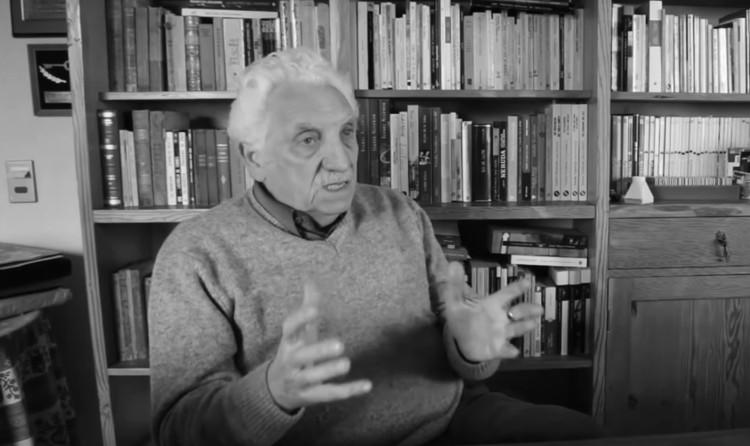 """Miguel Lawner: """"desde la escuela fuimos arquitectos con convicciones políticas claras"""""""