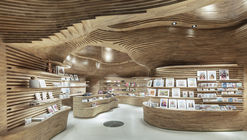National Museum of Qatar Shop Interiors / Koichi Takada Architects