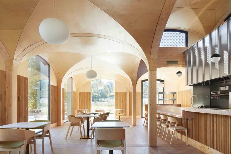 Restaurante Wildernesse / Morris+Company, © Jack Hobhouse