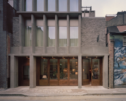Redchurch Townhouse / 31/44 Architects