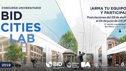 V edición del concurso internacional universitario BID CitiesLab 2019: San Telmo, Buenos Aires