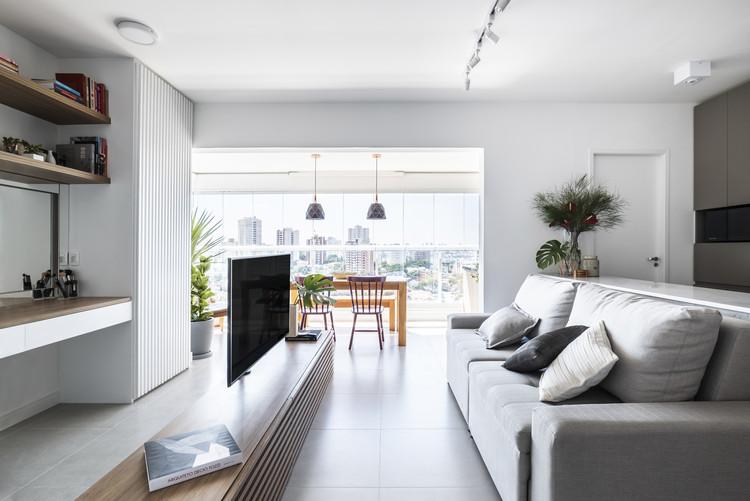Apartamento RDT / OTP arquitetura, © Guilherme Pucci