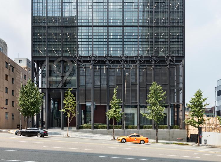 Shinsegae International Headquarter Offices / Olson Kundig, © Kyungsub Shin