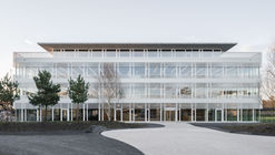 Hapimag Headquarter Offices / HILDEBRAND