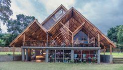 Restaurante japonés Yamasen / TERRAIN architects