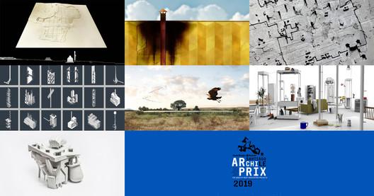 Winning projects of 2019 Archiprix International / Hunter Douglas Awards. Image Courtesy of Archiprix