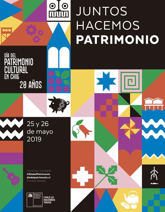 Día del Patrimonio en Chile 2019, vía Día del Patrimonio
