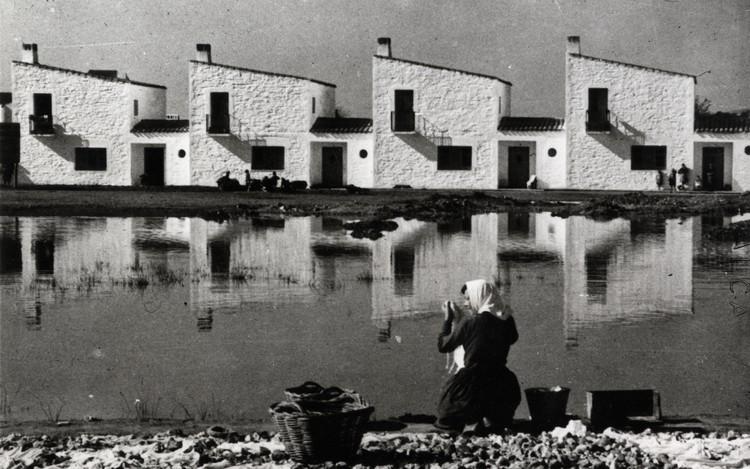 Fernández del Amo: clandestinidad moderna en la arquitectura española, Cortesía de Servicio Histórico COAM