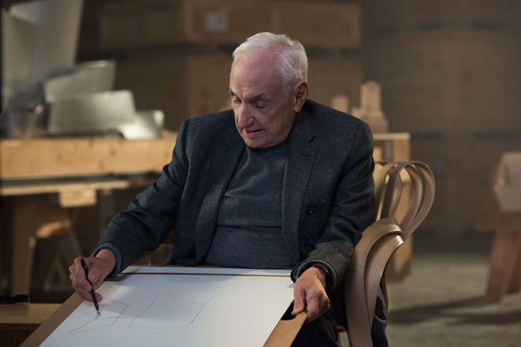 WSJ Interviews Frank Gehry on His Life, Legacy and the L.A. River