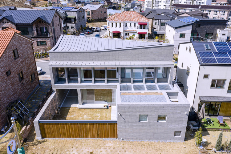 Soha House / Wonder Architects + NEEDS Architects, © Jinbo Choi