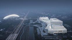 Rudong Culture Center / TJAD