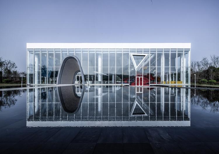 Courtyard No. 1 / AOE, © Ligang Huang