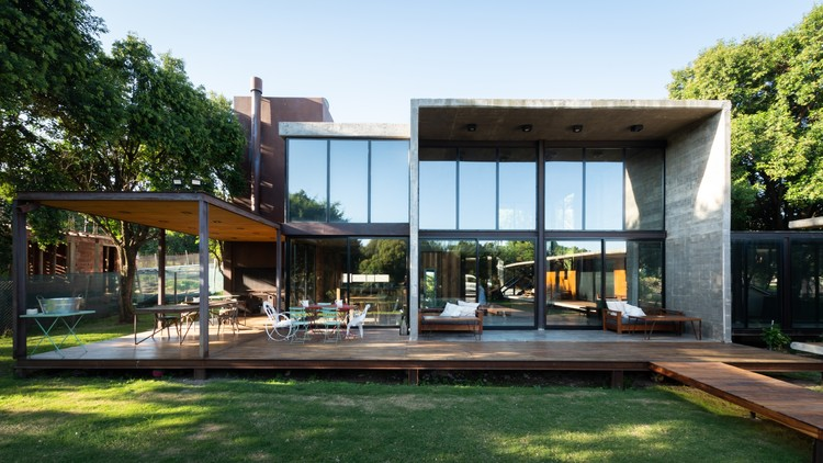 La Serena House / Estudio Montevideo + Pablo Dellatorre, © Gonzalo Viramonte