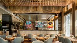 Peyote Dubai Restaurante / Sordo Madaleno Arquitectos