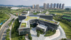 CIMC Headquarter Office Building / CCDI Dongxiying Studio
