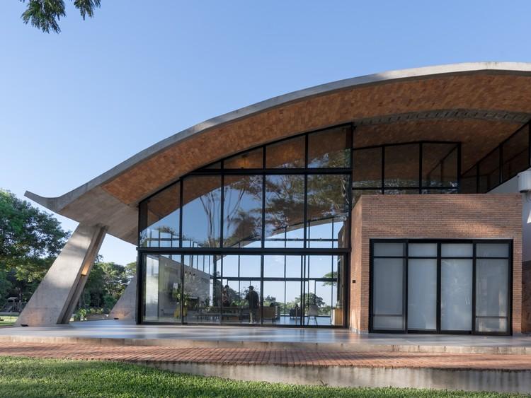 Habitação Casu / Arkstudio, © Daniel Ojeda