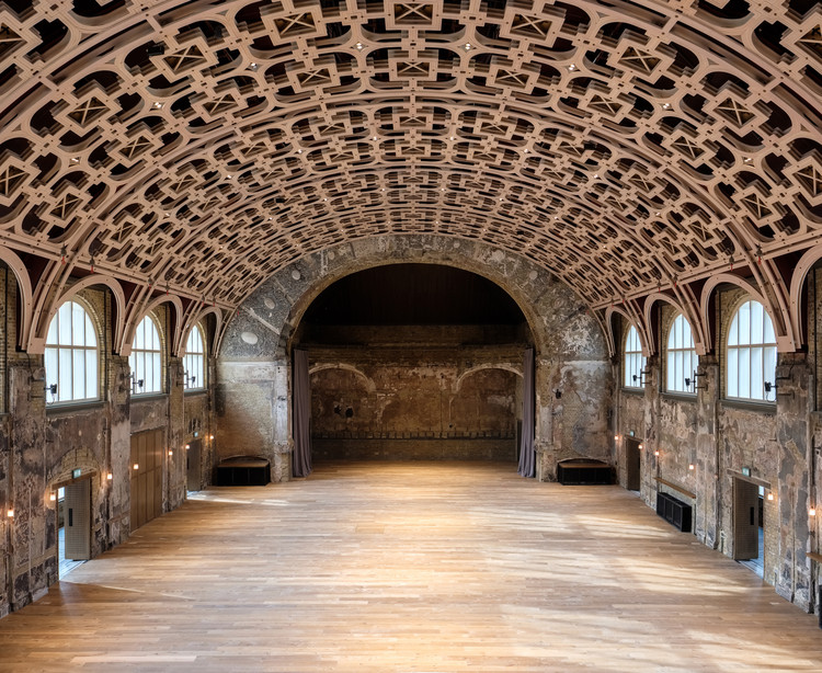 What to Know Before Tackling a Renovation Project, Battersea Arts Centre by Haworth Tompkins. Image © Fred Howarth