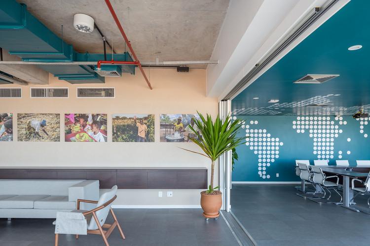Escritório PMA ONU – Sede Brasileira / CoDA arquitetos, © Haruo Mikami