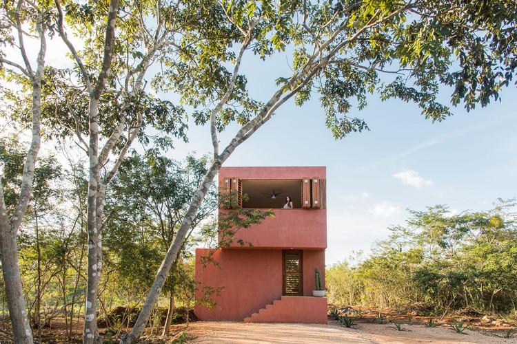 Casa de monte / TACO taller de arquitectura contextual , © Leo Espinosa