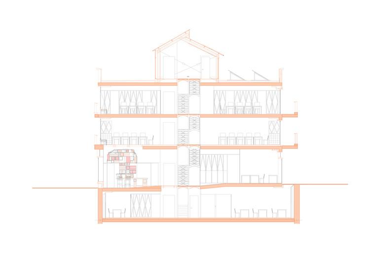 Utopicus Clementina Cowork Izaskun Chinchilla Architects