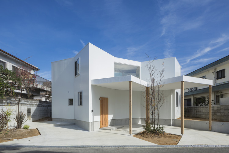 House in Hokusetsu / Tato Architects, © Shinkenchiku Sha