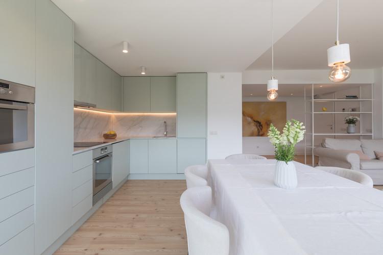 Apartamento Alcântara / FMJPC Arquitetura e design, © Nuno Almendra