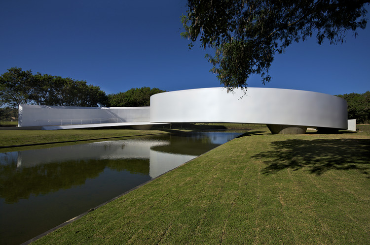 日本移民纪念堂 / Gustavo Penna Arquiteto e Associados, © Jomar Bragança