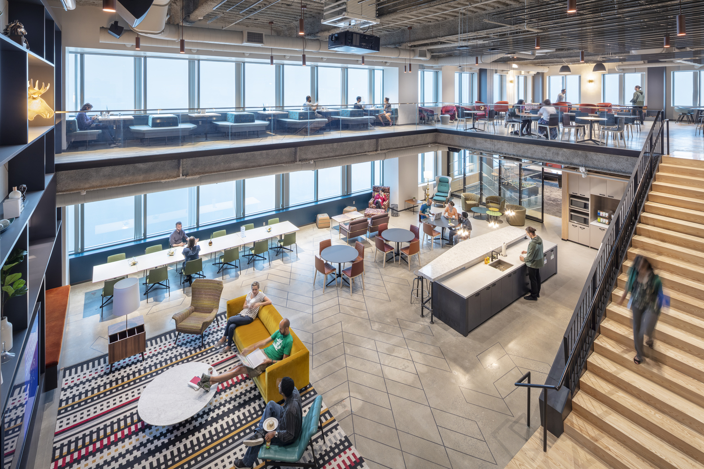 Gallery of Microsoft New England Research & Development Center / Sasaki - 9