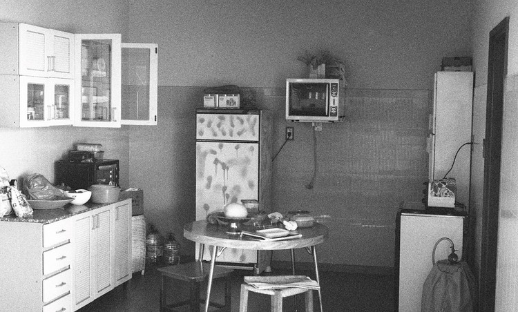 """A domesticidade como protagonista: exposição """"Maria, José e menino"""" no MIS, © Marina Schiesari"""