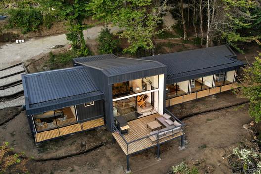 Domo Riñihue / Domo Habitare + Piffardi Aravena Arquitectos