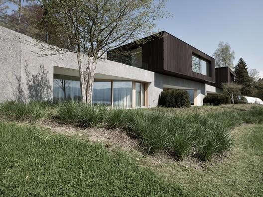 Tüfengraben Villa / Urben Seyboth Architekten