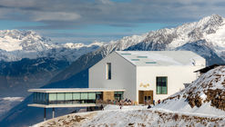 Lumen Museum of Mountain Photography / Gerhard Mahlknecht