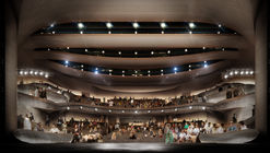 Trahan transforma o Teatro Alliance com fabricação avançada