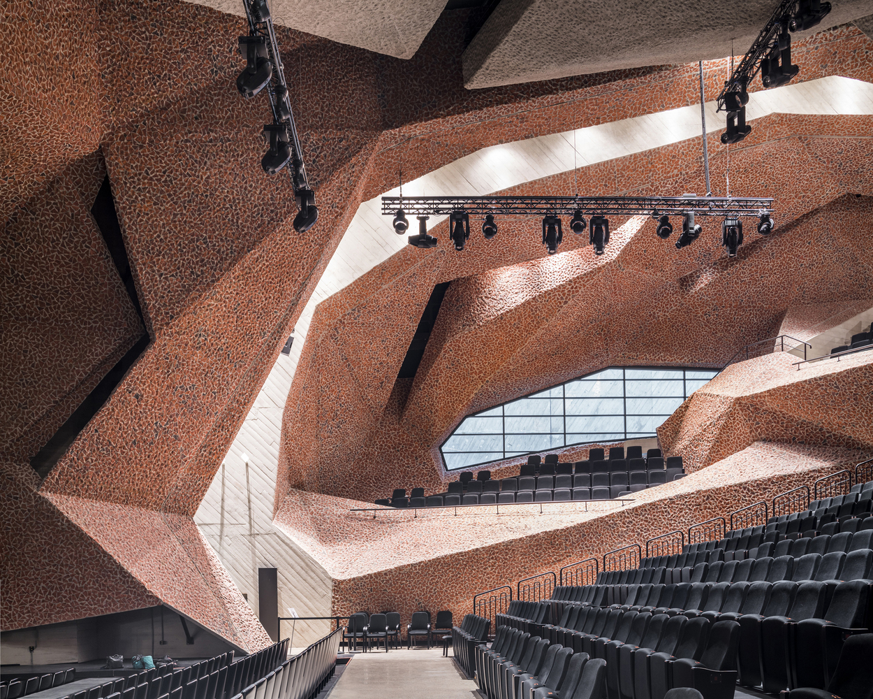 14 Outstanding Concert Halls A Perfect Match Between Acoustics And Aesthetics Archdaily