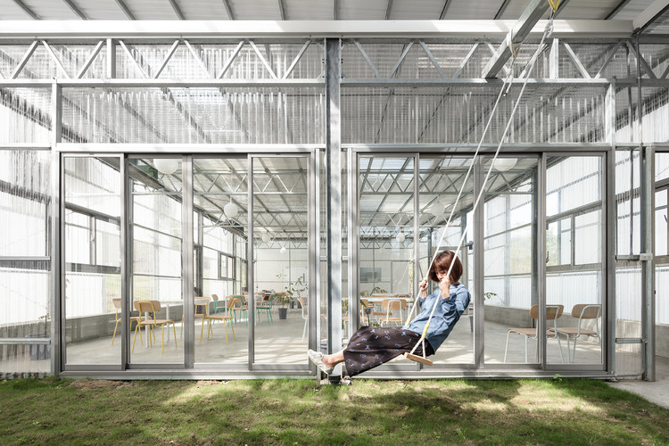 In Between Green House / J.R Architects, © Yu-Chen, Tsao