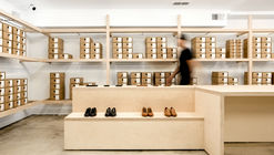 Installation Three: Service & Supply Store / Jordana Maisie Design Studio
