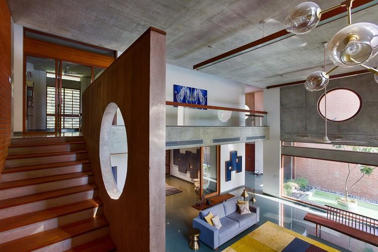Shaila Patel House / Groundwork Architecture, © Dhrupad Shukla