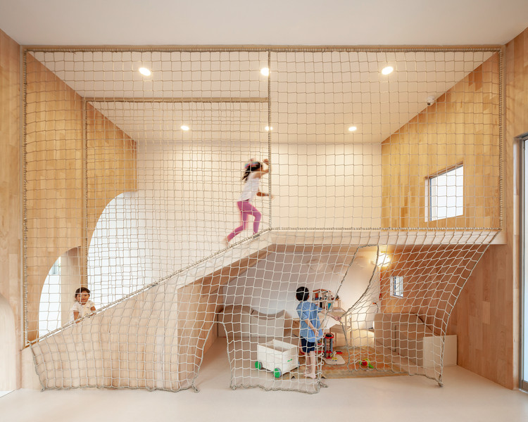 Playville Day Care / NITAPROW, © Ketsiree Wongwan