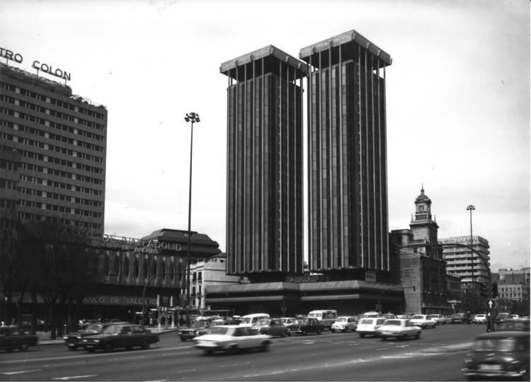 Clásicos de Arquitectura Torres Colón / Estudio Lamela, Cortesía de Estudio Lamela