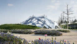 BUGA Fibre Pavilion / ICD/ITKE University of Stuttgart