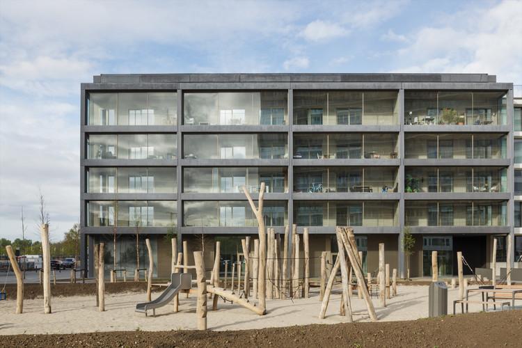 Winter Garden Housing / Atelier Kempe Thill, © Architektur-Fotografie Ulrich Schwarz