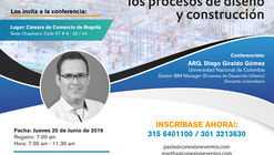 """Conferencia """"BIM: Optimice los procesos de diseño y construcción"""""""