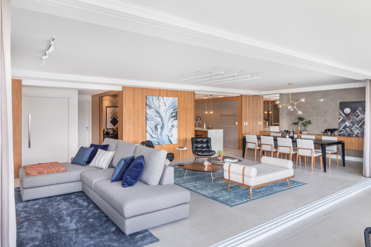 Apartamento Eseenci / DH Arquitetura, © Gabriel Konrath