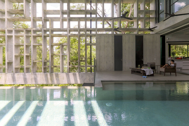 Indoor Pools Bringing The Tranquility Of Water To Interiors Archdaily